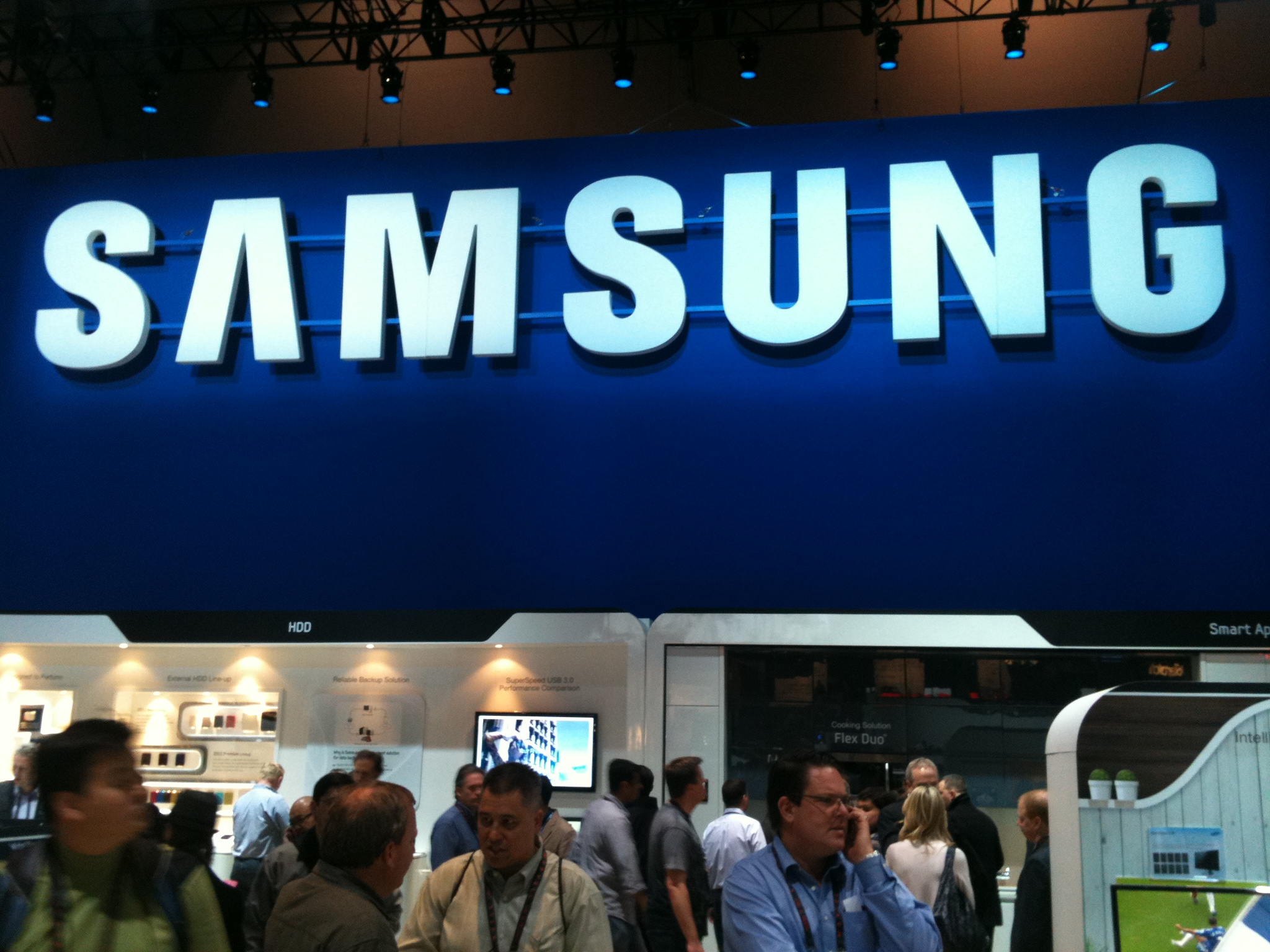 Samsung To Release 2GHz Dual-Core Smartphones By 2012