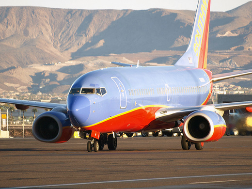 southwest 5 Airlines with Social Media Savvy at 35,000 feet