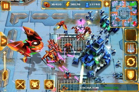 starfront The 40 Best Multiplayer Games for iPhone and iPad