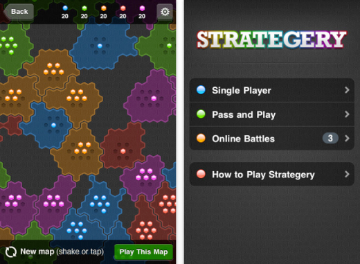 strategery 520x381 The 40 Best Multiplayer Games for iPhone and iPad