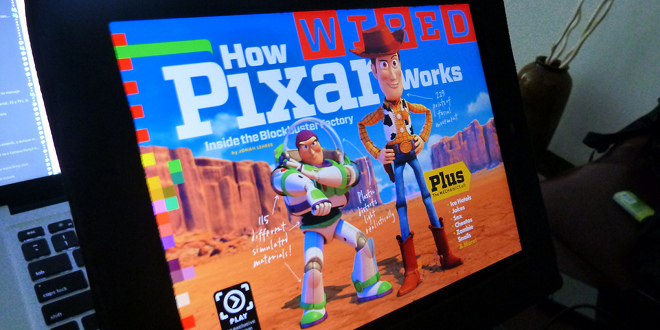 Wired goes free on iPad for a month. Can sponsors make tablet mags more appealing?