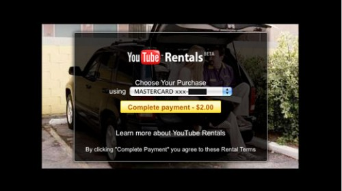 youtuberentals 500x279 Check out (and rent from) YouTubes new premium store now. Heres how. [Screenshots]