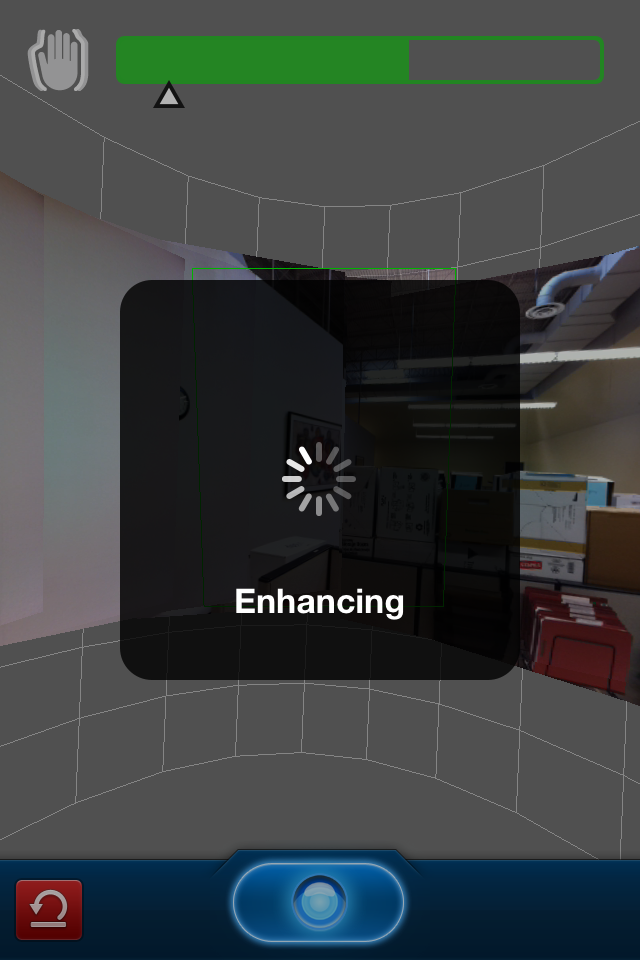 Huge. 360Panorama adds auto dynamic photo enhancement, user-driven 360VERSE and more