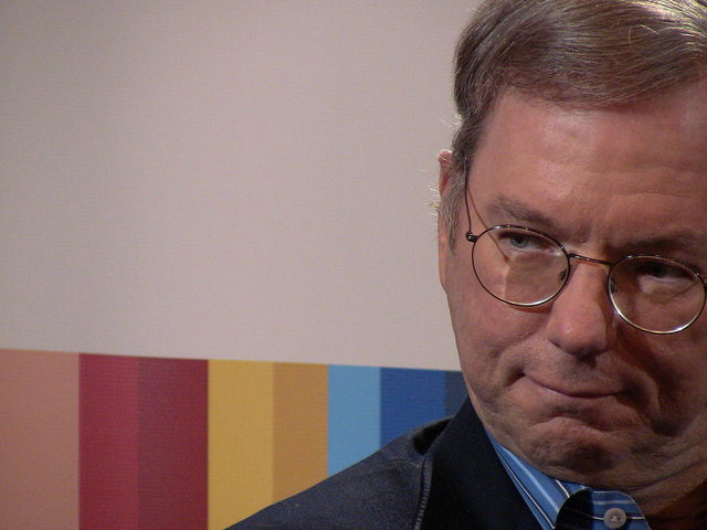 Google's Eric Schmidt to visit Asian partners, push Android in person