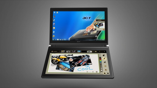 Acer Iconia 6120 TouchBook India gets its first Honeycomb tablet