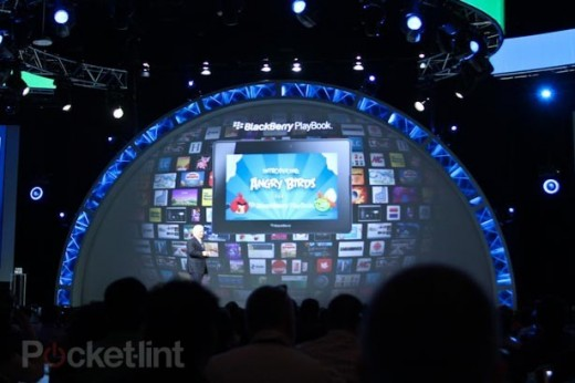 Angry Birds for Blackberry PlayBook  520x346 RIM Confirms Angry Birds Will Launch On BlackBerry PlayBook In The Summer