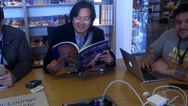 Cheezburger's Ben Huh on education, entrepreneurship and 5 minutes of happiness.