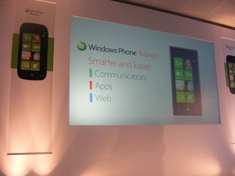 Microsoft announces three Windows Phone vendors: Acer, Fujitsu and ZTE