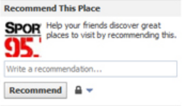 FBFeature1 Facebook testing new Page recommendation tool