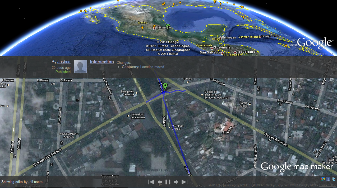 The story behind Google's Map Maker editing app