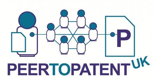 Peer to patent logo