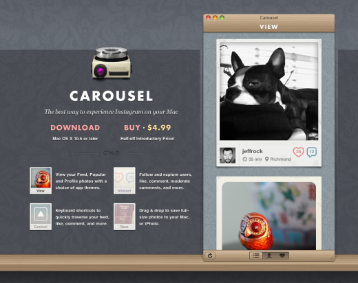 Picture 505 520x412 Carousel is quite literally the most beautiful Instagram experience for your Mac