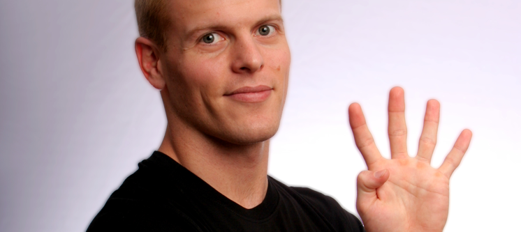 Tim Ferriss: The Eternal Student