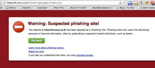 PhishingMessage