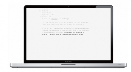 Picture 644 520x287 Ultra minimalist writing app iA Writer now available for Mac