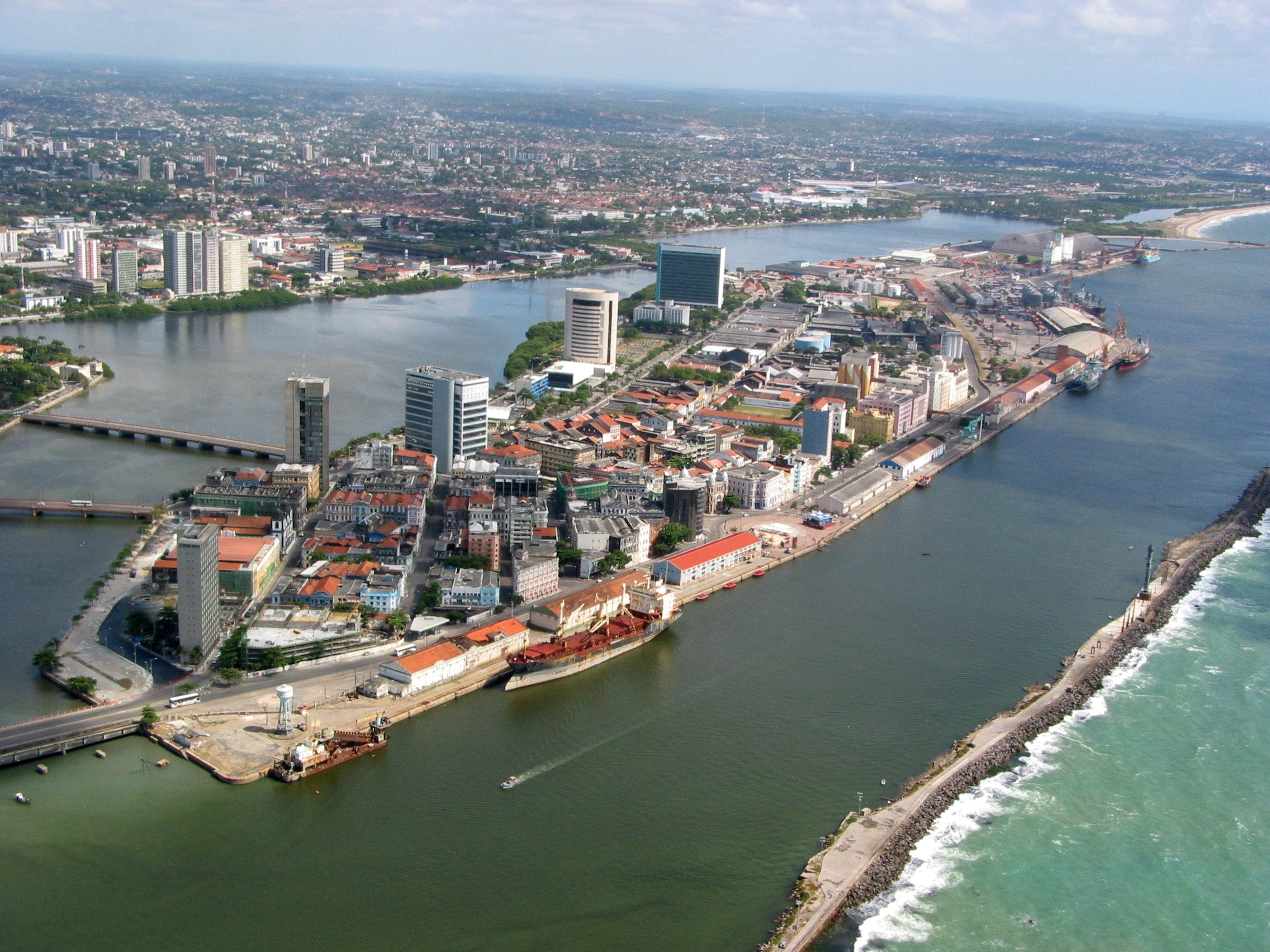 Why Brazil's most innovative institution comes from Recife