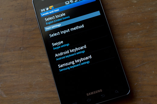 Samsung infuse 4g 11 Review: Samsung Infuse 4G is huge, fast, held back by software