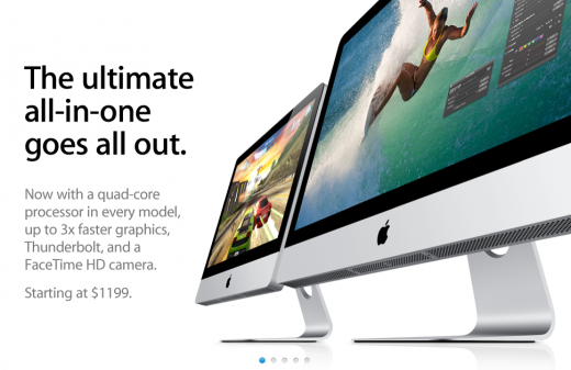 Screen shot 2011 05 03 at 13.48.46 520x337 Apple launches new Quad core iMacs with Thunderbolt technology