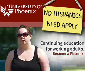 University of Phoenix Just launched: The Final Edition, a dedicated parody of NYTimes.com