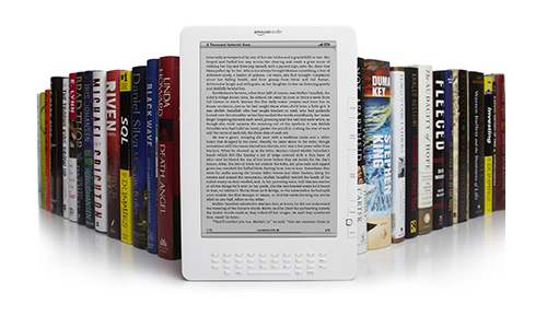 Huh? Amazon.com announces for a second time its selling more Kindle books than print books…
