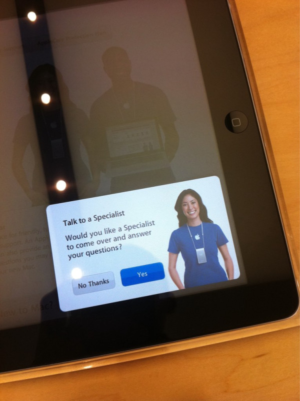 ask specialist Apple Retail Store 2.0 now live with interactive iPad displays and more