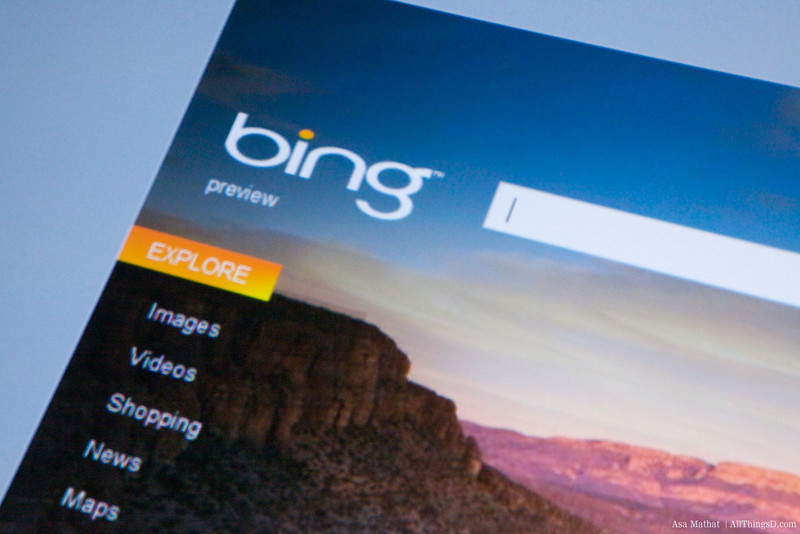 Microsoft's Bing now default for maps and search on all Blackberry devices