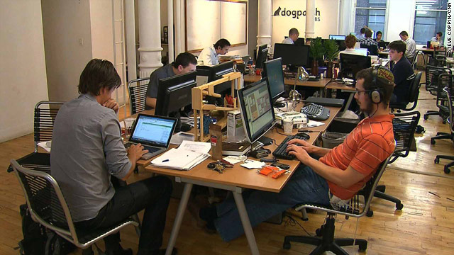 dogpatch labs cnn An Indian Entrepreneur visits New York: I was born in the wrong country :)