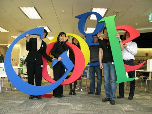 South Korea police raids Google office for illegally obtained data