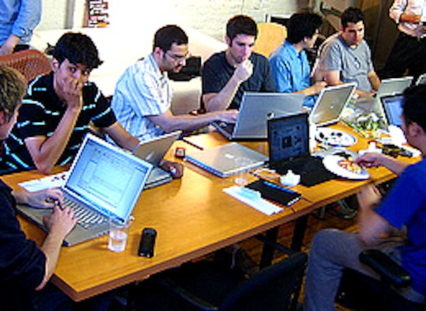 Inside The Next Web Hackathon 2011 [Video]