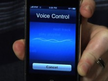 ht iphonevoicecontrol pic 320x240 220x165 Improved notifications, NFC and voice control: Whats next for Apples iPhone?