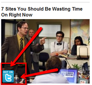 huffpo bad 2  The over socialization of website design