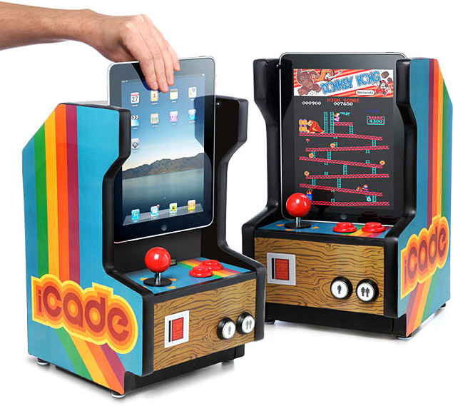 The iCade: Turn your iPad into an arcade cabinet