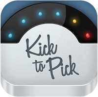 kick to pick2 1 iPhone App lets your unborn baby pick its own name by kicking!