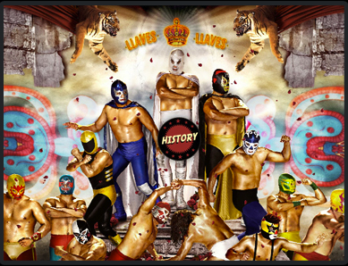 lucha1 How Mexican web design got on the map