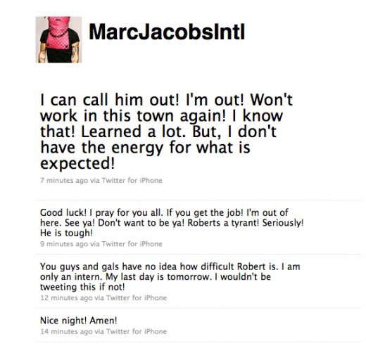 marc 520x492 It's Not That Kind of Place: A Lesson in Twitter Etiquette