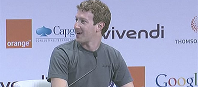 Mark Zuckerberg on oversharing, social design and Facebook revolutions