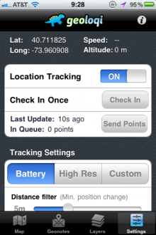 photo 220x330 Forget Apple tracking your iPhone, now you can do it yourself with Geoloqi.