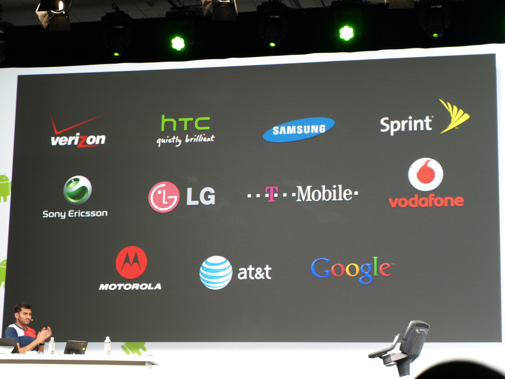 Google Partners With Vendors to fix Android fragmentation