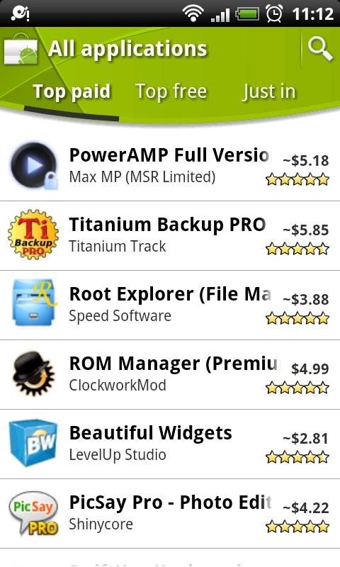 r159716 582871 Paid Android Apps Available for Some MENA Users