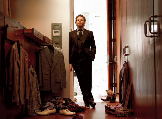 sean parker vanity fair Stylish Technology Entrepreneurs: Sean Parker