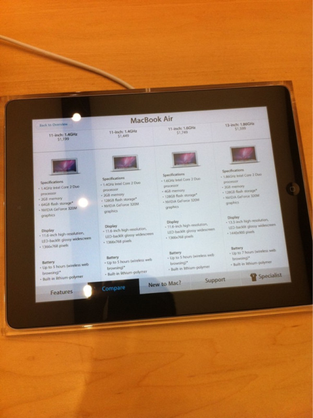 skitched 20110521 190529 Apple Retail Store 2.0 now live with interactive iPad displays and more
