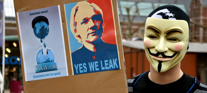 WikiLeaks Reveals Irish Political Secrets