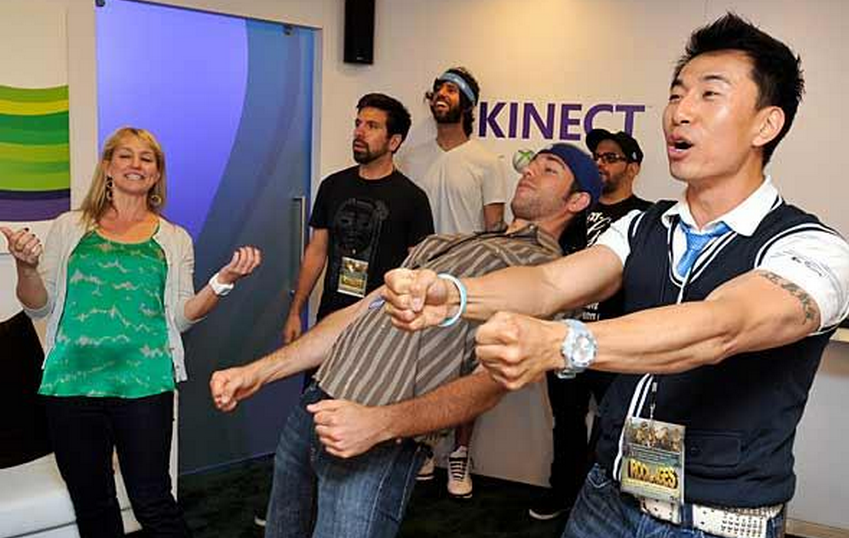 Microsoft shows off Kinect Fun Labs [Video]