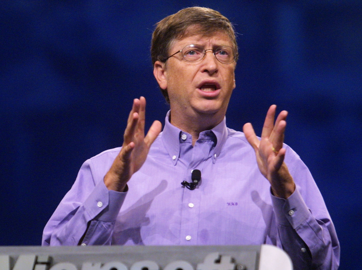 In case you missed it: Bill Gates not returning to Microsoft