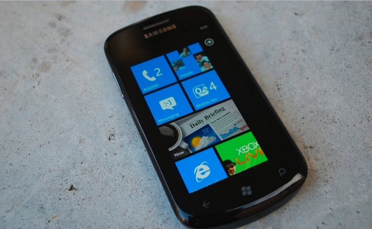 "Goldman Sachs ""surprised"" with Windows Phone 7 momentum"