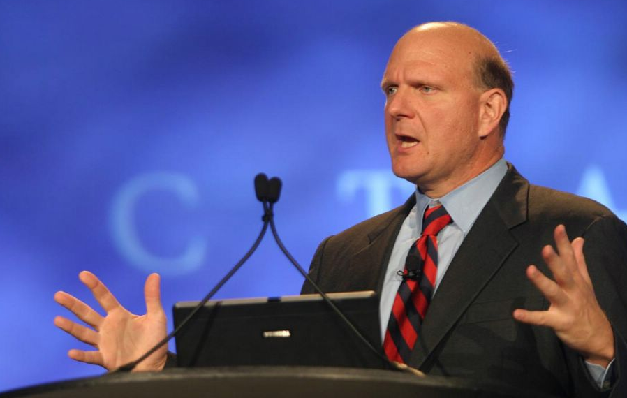 Ballmer refuses to quit, leaks massive profits in the process