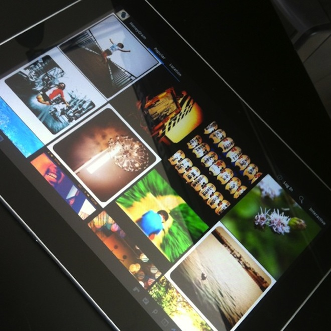 HoneyGram is a slick Instagram browser…for your Honeycomb tablet