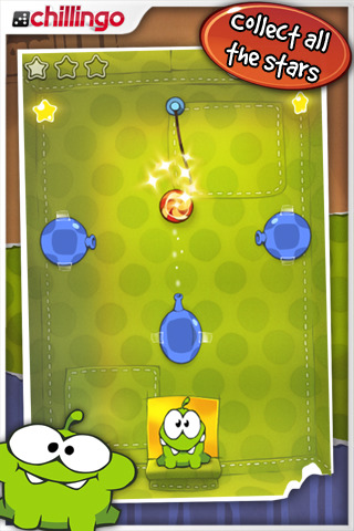 4 Cut The Rope now available on Android smartphones