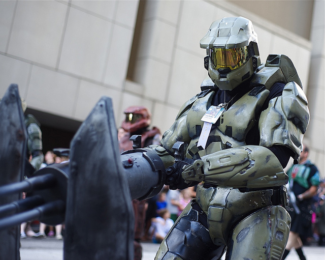 "Microsoft's E3 website accidentally confirms Halo 4 is ""on the way"""