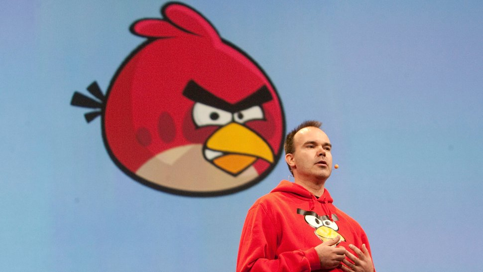 Rovio's Mighty Eagle on the company's plans for animated movies [Video]